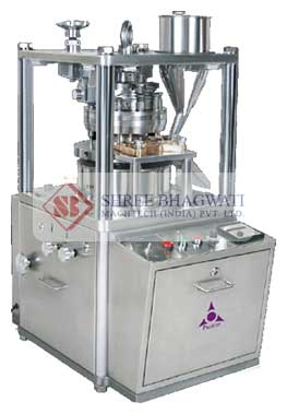 Mini Single Rotary Tablet Press Manufacturers & Exporters from India