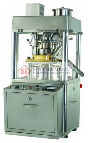 Tablet Making Machine And Salt Tableting Making Machine Manufacturers & Exporters from India