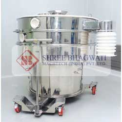 Vibro Sifter, Side Discharge & Exporters from India
