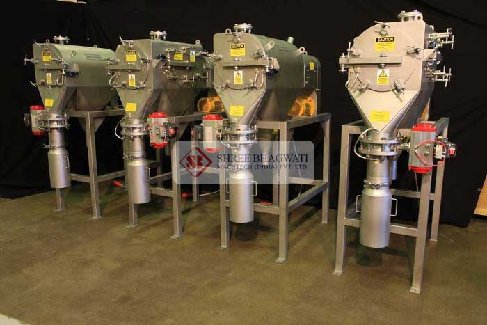 Centrifugal Sifters and Rotary Sifter