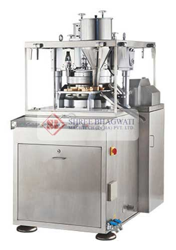 Salt Tableting Making Machine Manufacturers & Exporters from India