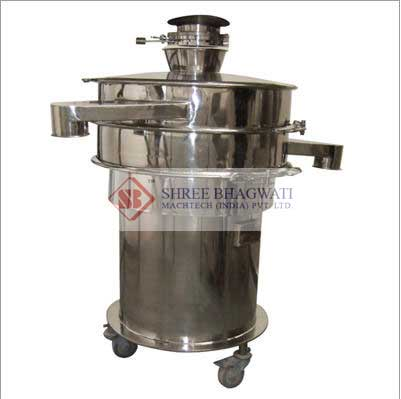 VIbro Sifter, Side Discharge