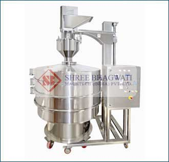 Vibro Sifter with Multi Mill